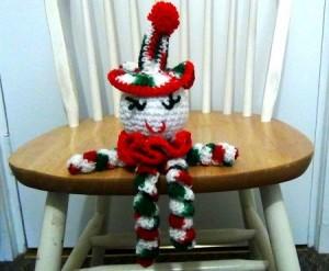 Clown Doll Mr. Christmas 2