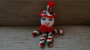 Clown Doll Mr. Christmas 3