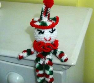 Clown Doll Mr. Christmas