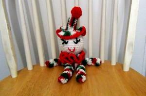 Clown Doll Mr. Christmas 4