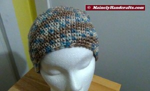 Hat - Slouchy Hat - Camo Slouch Cap 2